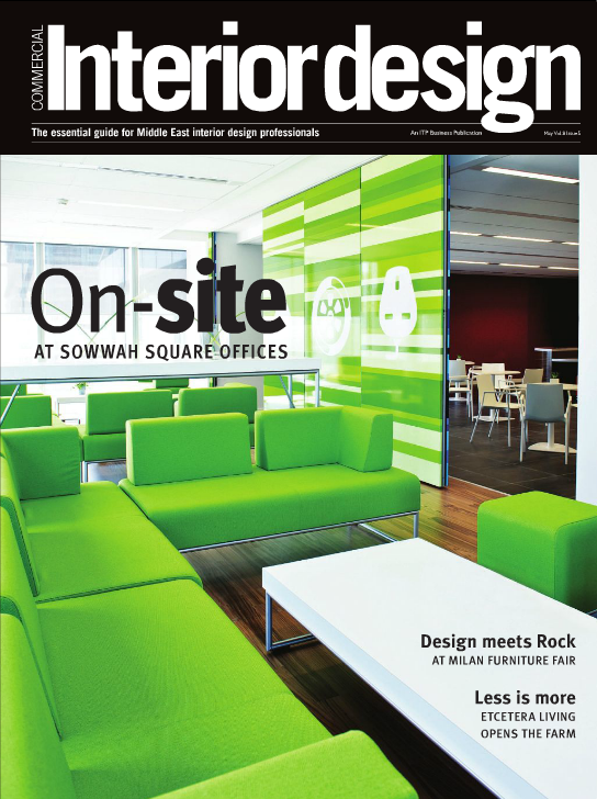 moroso commercial interior design may 2012