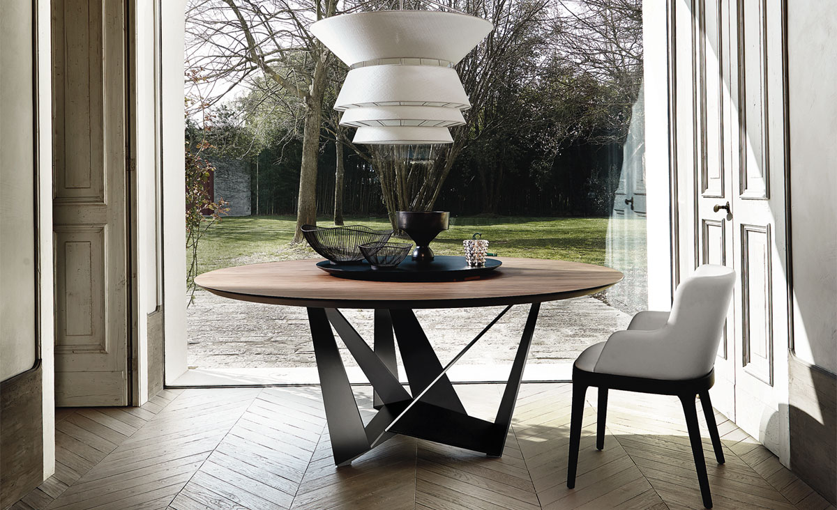 SKORPIO ROUND table | Cattelan Italia spa