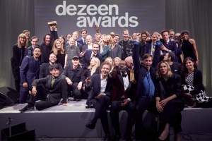 Moroso in Dezeen Awards